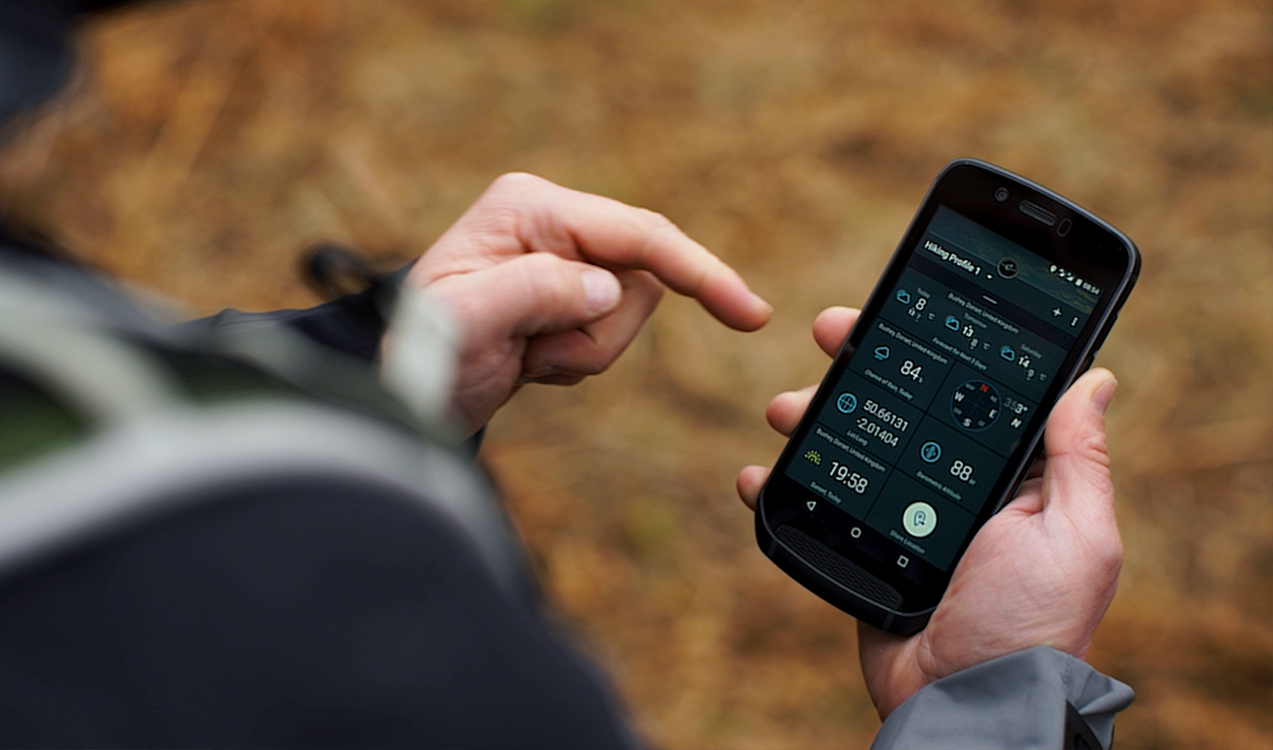 Land Rover Warranty >> The Explore Phone Features Explained | Land Rover Explore